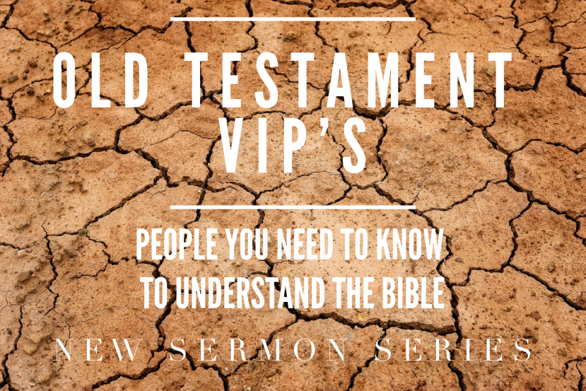 Old Testament V.I.P.'s: Adam