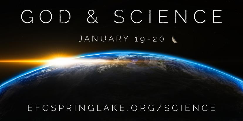 God & Science