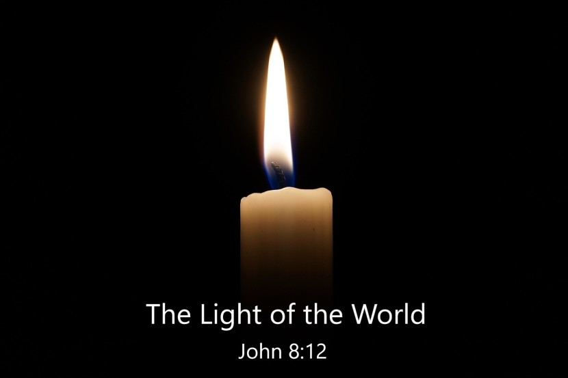 The Light of the World (John 8:12)