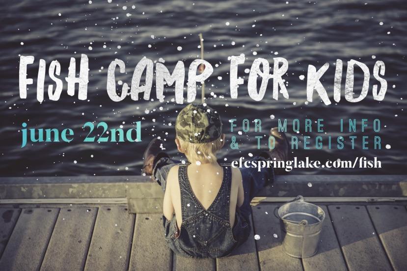 Kids Fish Camp