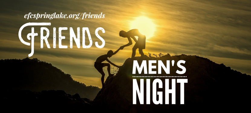 Men & Friends